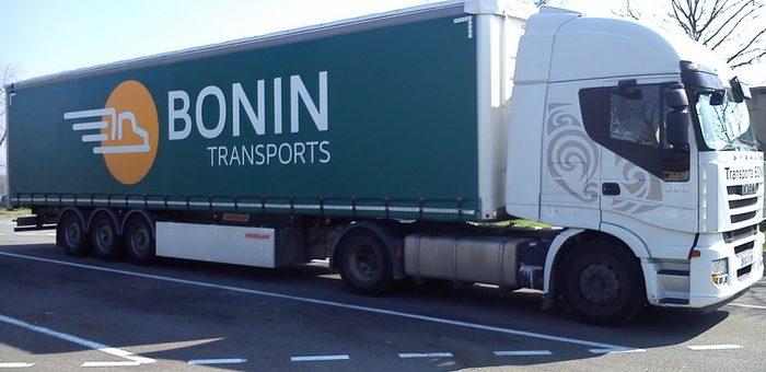 Rachat des transports BONIN