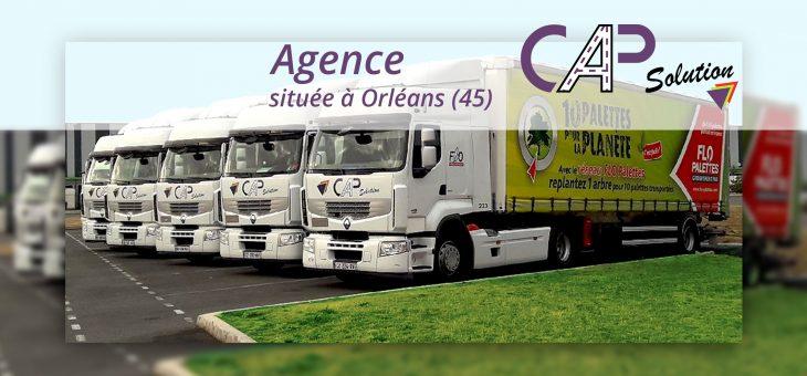 Ouverture d'une agence à Orléans (45)
