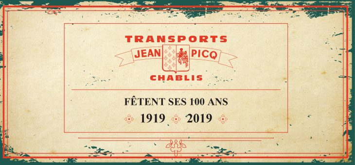 Le premier anniversaire des 100 ans de Picq & Charbonnier